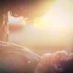 verletztes Kind liegt am Boden