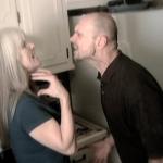Ehepaar streitet sich