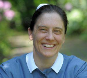 Schwester Tanja Vorsteher, Erwachsenenbildung Blaus Kreuz Deutschland e.V.