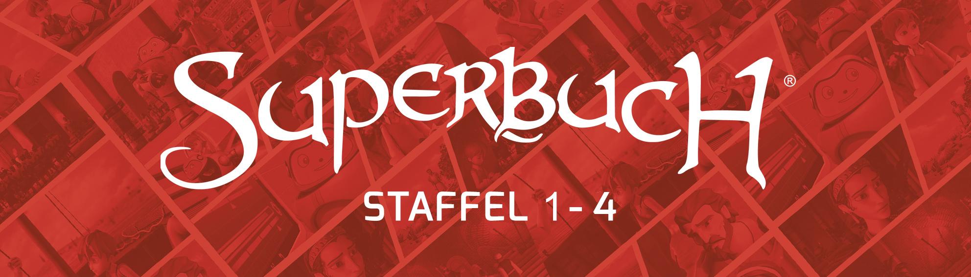 Superbuch Staffeln 1-4