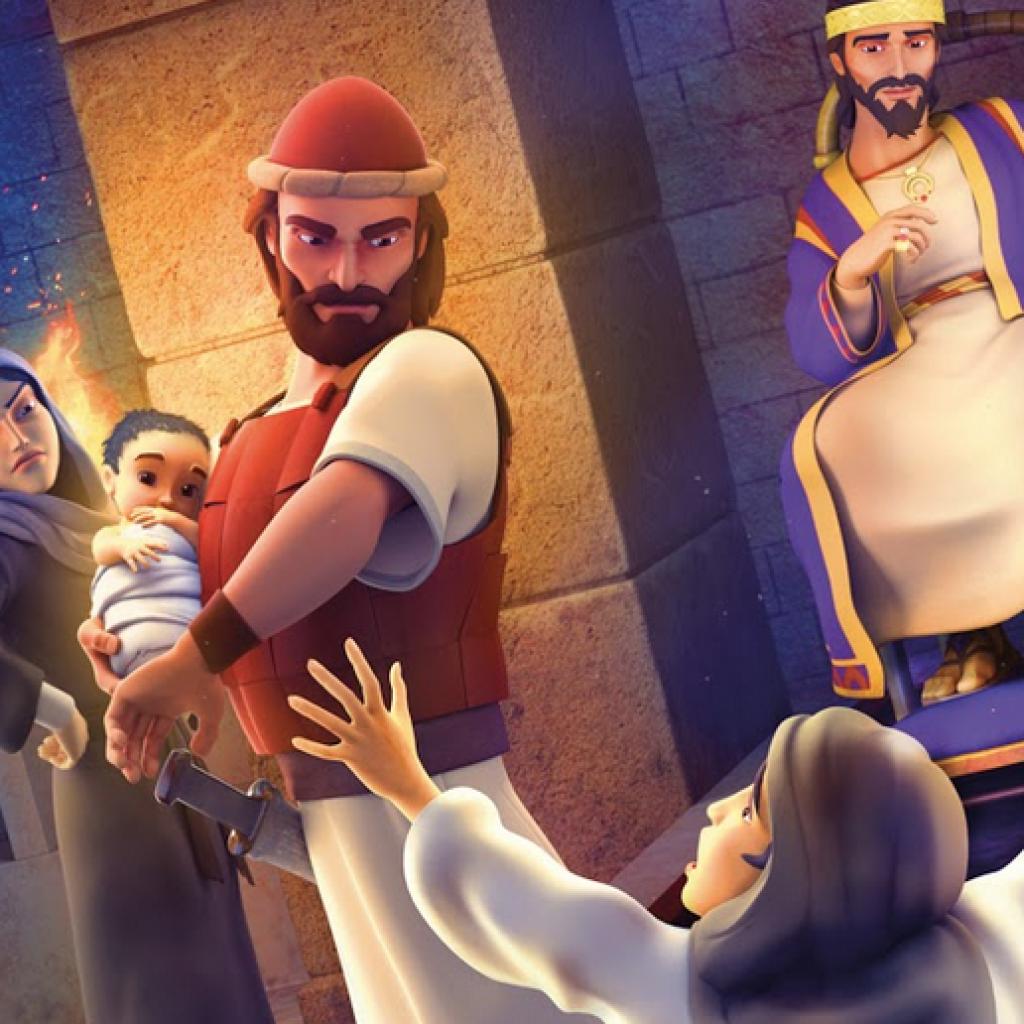 Salomo und die Weisheit Gottes