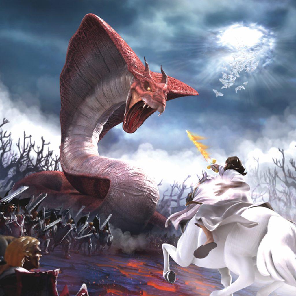 Die letzte Schlacht – Gott macht alles neu